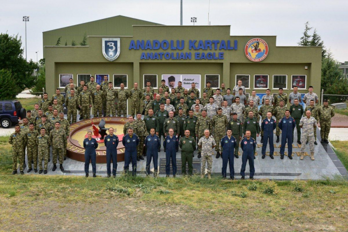 Turkey welcomes personnel of Azerbaijani Air Force involved in TurAz Falcon - 2021 exercises