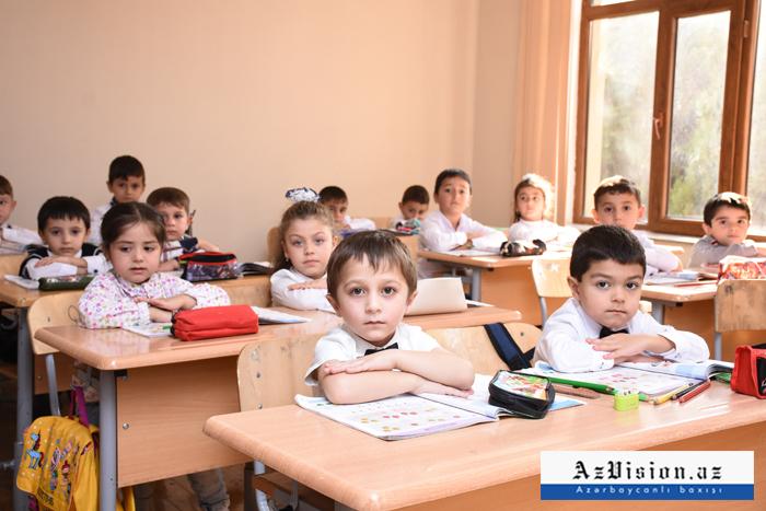 """İlk dərs   """"Qarabağ Azərbaycandır!""""    mövzusuna həsr olunacaq"""