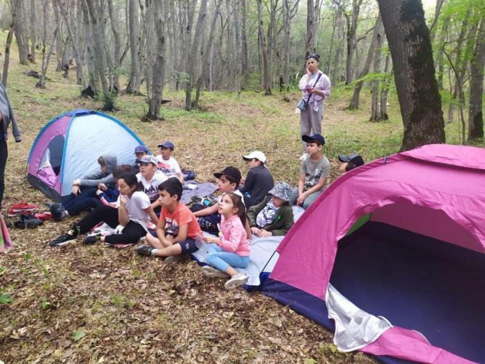 Milli parklara 200 minə yaxın turist gəlib