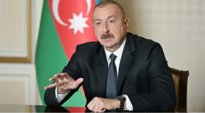 """Prezident İlham Əliyev:    """"Ermənistan özünü yaxşı aparmalıdır"""""""