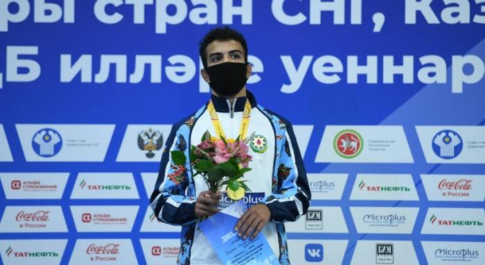 Birinci MDB Oyunlarında    35-ci medalı    qazandıq