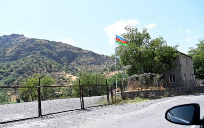 Azərbaycan polisi  Qarabağa gedən İran maşınlarını  yoxlamağa başlayıb