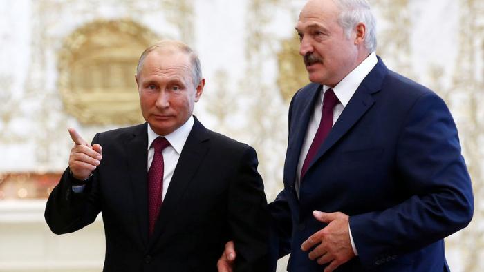 Putin oktyabrda Belarusiyaya səfər edəcək