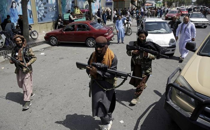 """Taliban """"İŞİD""""ə qarşı əməliyyata başlayıb"""