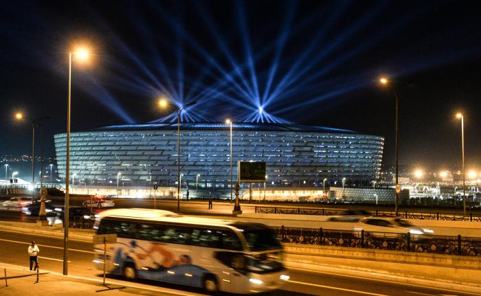 Aserbaidschan hat offiziell seine Kandidatur für die II. GUS-Spiele nominiert
