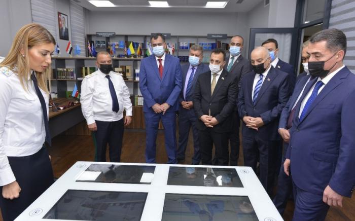Deputatlar Baş Prokurorluqda olub -    FOTO