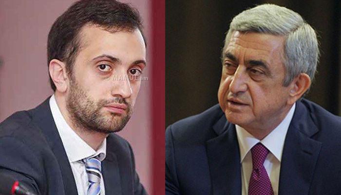 Sarkisyan ifşa olundu:  -