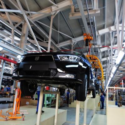 Azerbaiyán incrementa la producción de automóviles en un 4%