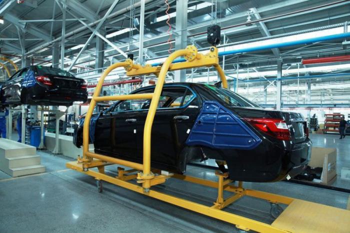Avtomobil istehsalı xeyli artıb