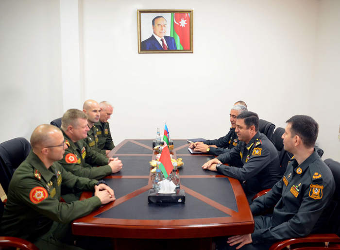 Azerbaijan and Belarus hold working meeting on staff of Military Personnel Bodies