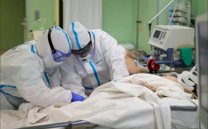 Gürcüstanda bir gündə virusdan 57 nəfər ölüb