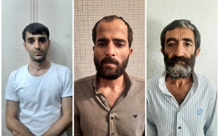 Narkotik satan üç nəfər saxlanılıb