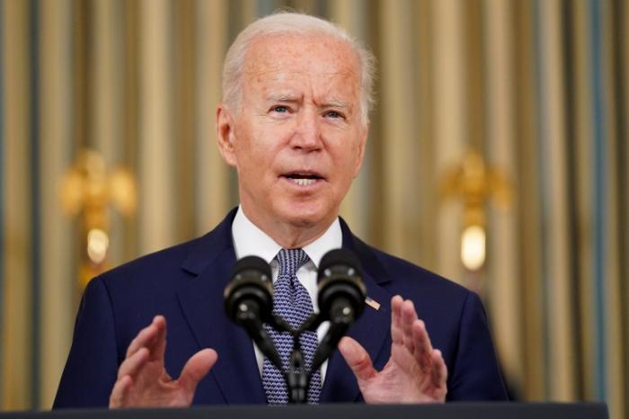 Le président américain dit que son pays veut rivaliser, non pas à entrer en conflit avec la Chine