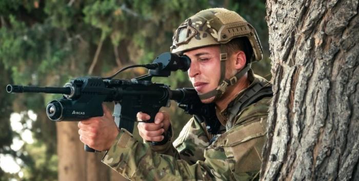 İsrail ordusunda qeyri-adi silah:   Avtomatlar kompüterləşdirilir-   FOTOLAR