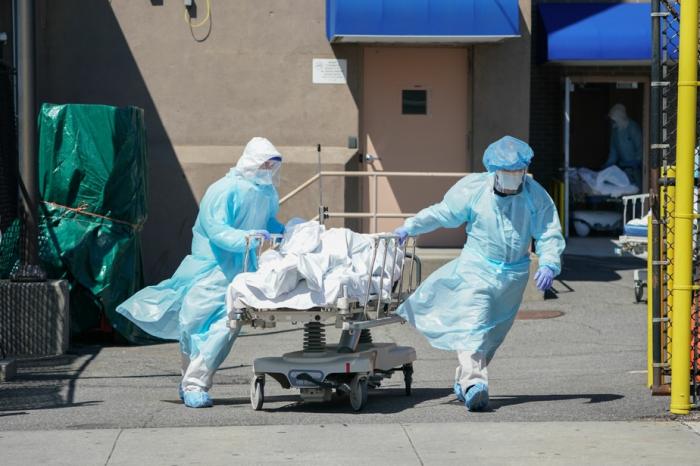 USA: Le Covid a tué plus d