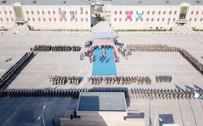 Azərbaycan, Türkiyə və Pakistanın xüsusi təyinatlılarının təlimi başa çatıb -    FOTOLAR+VİDEO