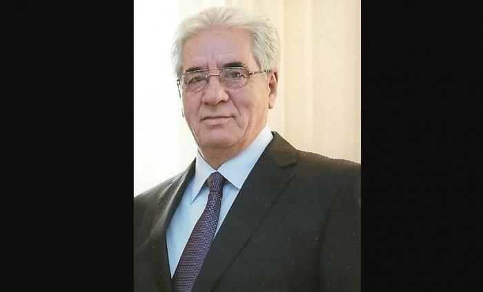 Ehtiyatda olan polis polkovniki, qazi və siyasi xadim - Namiq Həsənov
