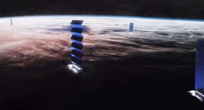 """SpaceX orbitə daha 51 """"Starlink"""" peykini buraxıb"""