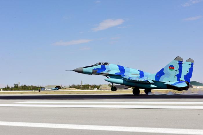 """TurAz Falcon - 2021"" joint flight-tactical exercises continue -  VIDEO"