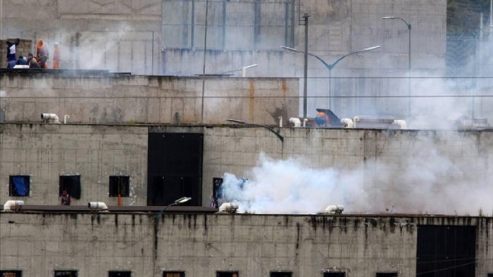Ekvadorda həbsxanada atışma:    100-dən çox ölü