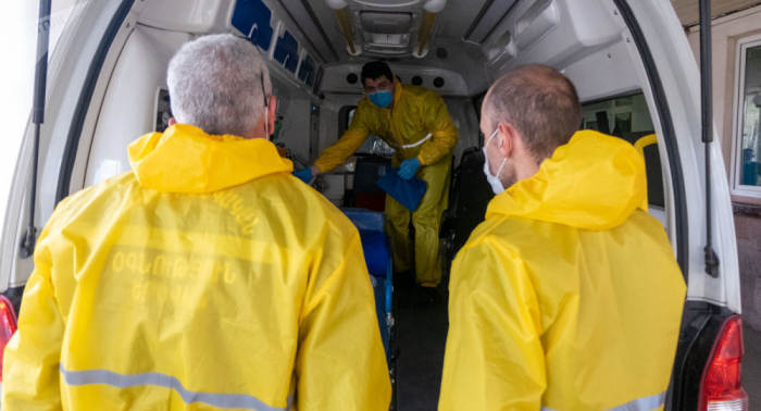 Ermənistanda koronavirusa yoluxanların sayı 251 mini keçdi