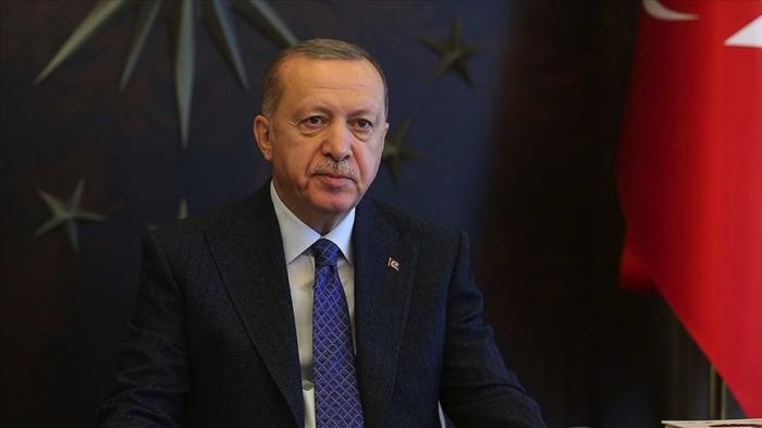 Erdogan parle d