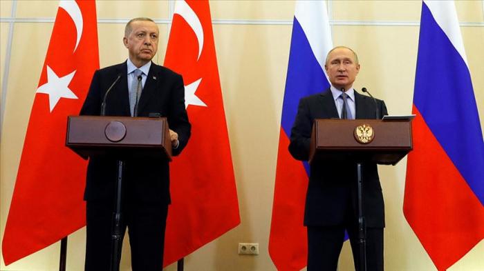 """Ərdoğan Putinə -  """"Dost dar gündə tanınar"""""""