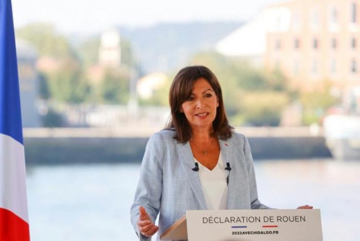 Présidentielle/France : Anne Hidalgo, maire de Paris, annonce sa candidature