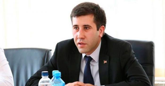 """""""Ölkəmizin 27 sentyabrdan başlayan çöküşü hələ də davam edir""""-   Melikyan"""