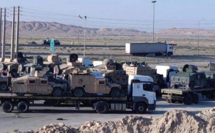 """""""Taliban"""" ABŞ-ın hərbi texnikasını İrana göndərib -  KİV"""