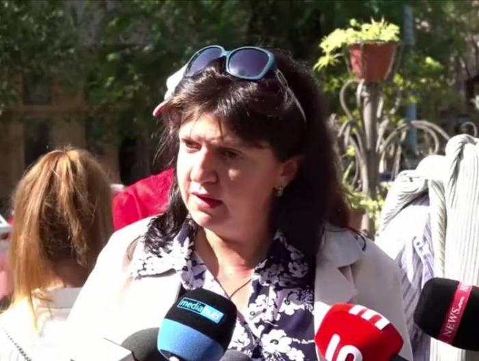 """Ermənistanda """"vaksin etirazları"""" başladı"""