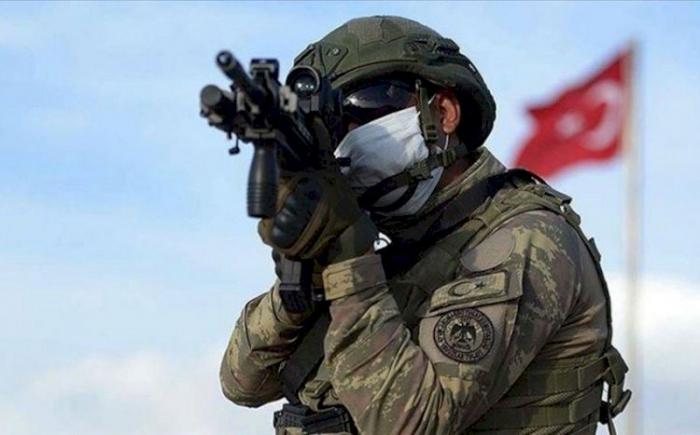 Türkiyə xüsusi təyinatlıları daha 4 terrorçunu məhv etdi