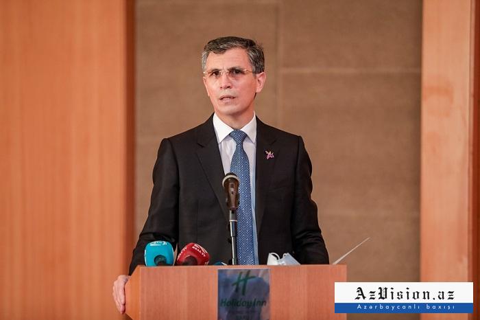 """""""44 gün dünyanı və regionumuzu dəyişdirdi"""" -  Zahid Oruc"""