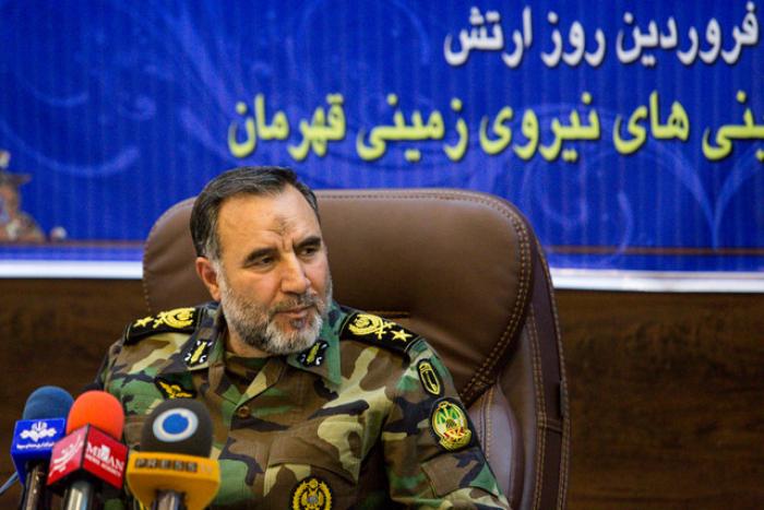 İran Azərbaycanla sərhəddə hərbi təlimlərə başlayır