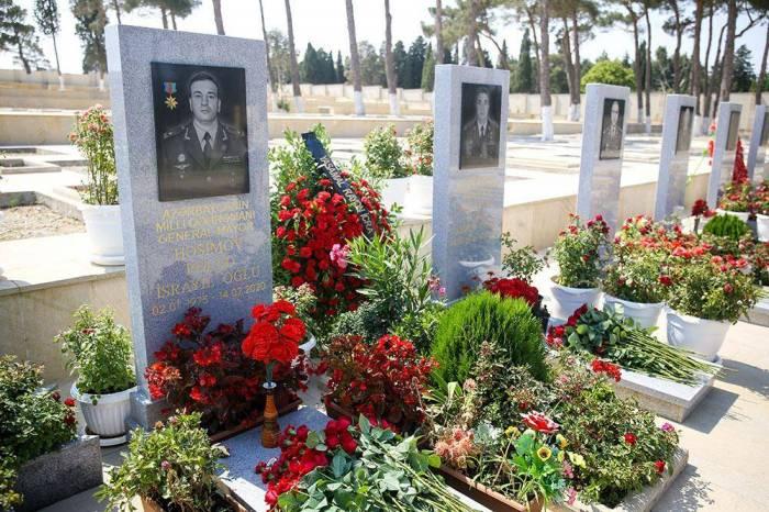 Le peuple azerbaïdjanais commémore les martyrs héroïques  - VIDEO