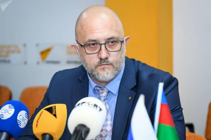 """""""ABŞ Qarabağ mövzusunda demaqogiya ilə məşğuldur –  Rusiyalı politoloq"""