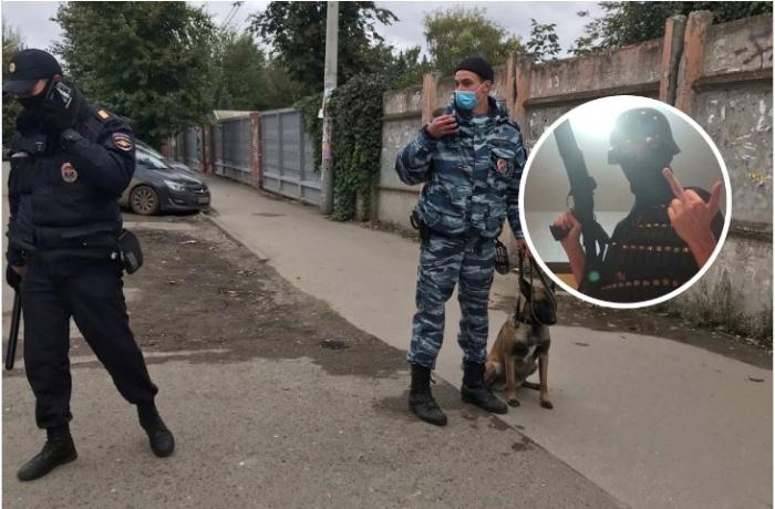 Perm Universitetində terror törədən şəxsin etirafları