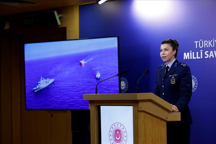 وزارة الدفاع القومي التركي:  سنواصل وقوفنا الى جانب أشقائنا الاذربيجانيين في كفاحهم العادل
