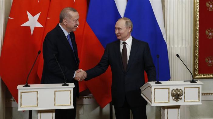 """""""Suriya və Liviya mövzusunda uğurla əməkdaşlıq edirik"""" -  Putin"""