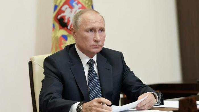 """""""Əfqanıstanda humanitar fəlakət yaşanır"""" -  Putin"""