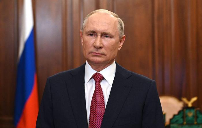 Le président russe s