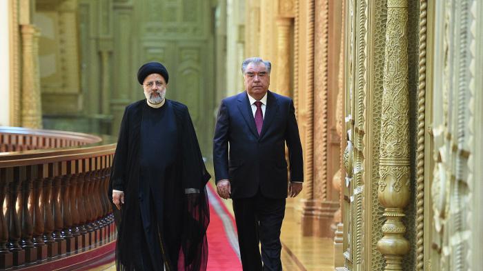 Tacikistan və İran liderləri Əfqanıstanı müzakirə edib