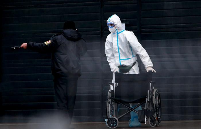 Rusiyada virusdan daha 799 nəfər ölüb