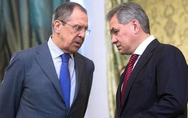 Lavrov və Şoyqu  deputat mandatından  imtina etdilər