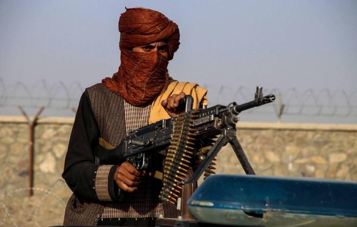 """""""Taliban"""" Əfqanıstanda 4 nəfəri  edam edib"""