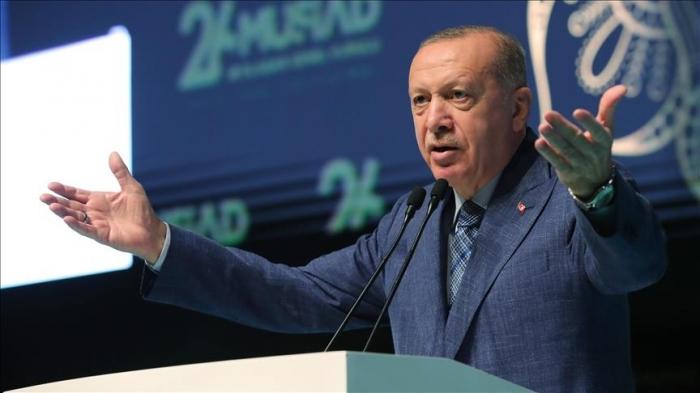 La Turquie a désormais son mot à dire sur toutes les questions régionales, dit Erdogan