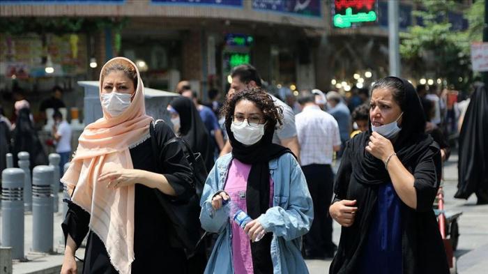 İranda daha 391 nəfər koronavirusdan öldü