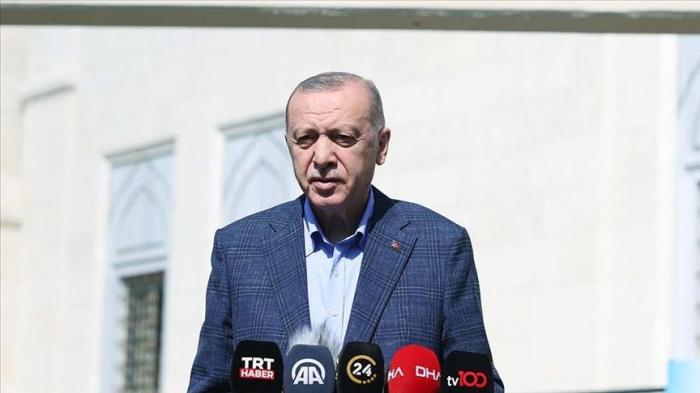Le président turc Erdogan attend une approche différente de Poutine, notamment sur la Syrie