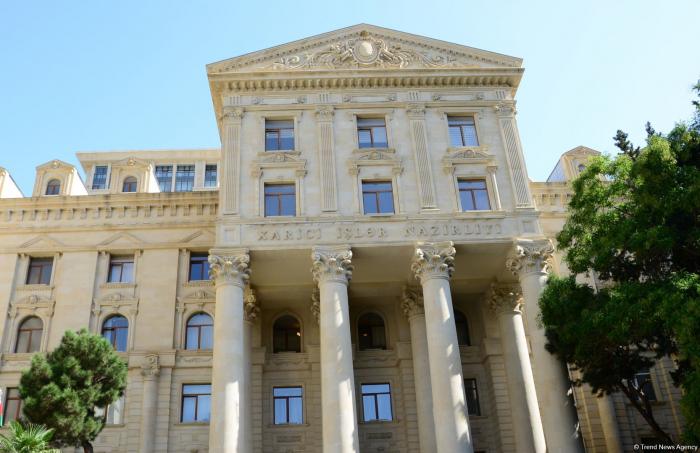 الخارجية:   كاراباخ الجبلية جزء لا يتجزأ من اراضي أذربيجان ولن يكون لها أي وضع قانوني