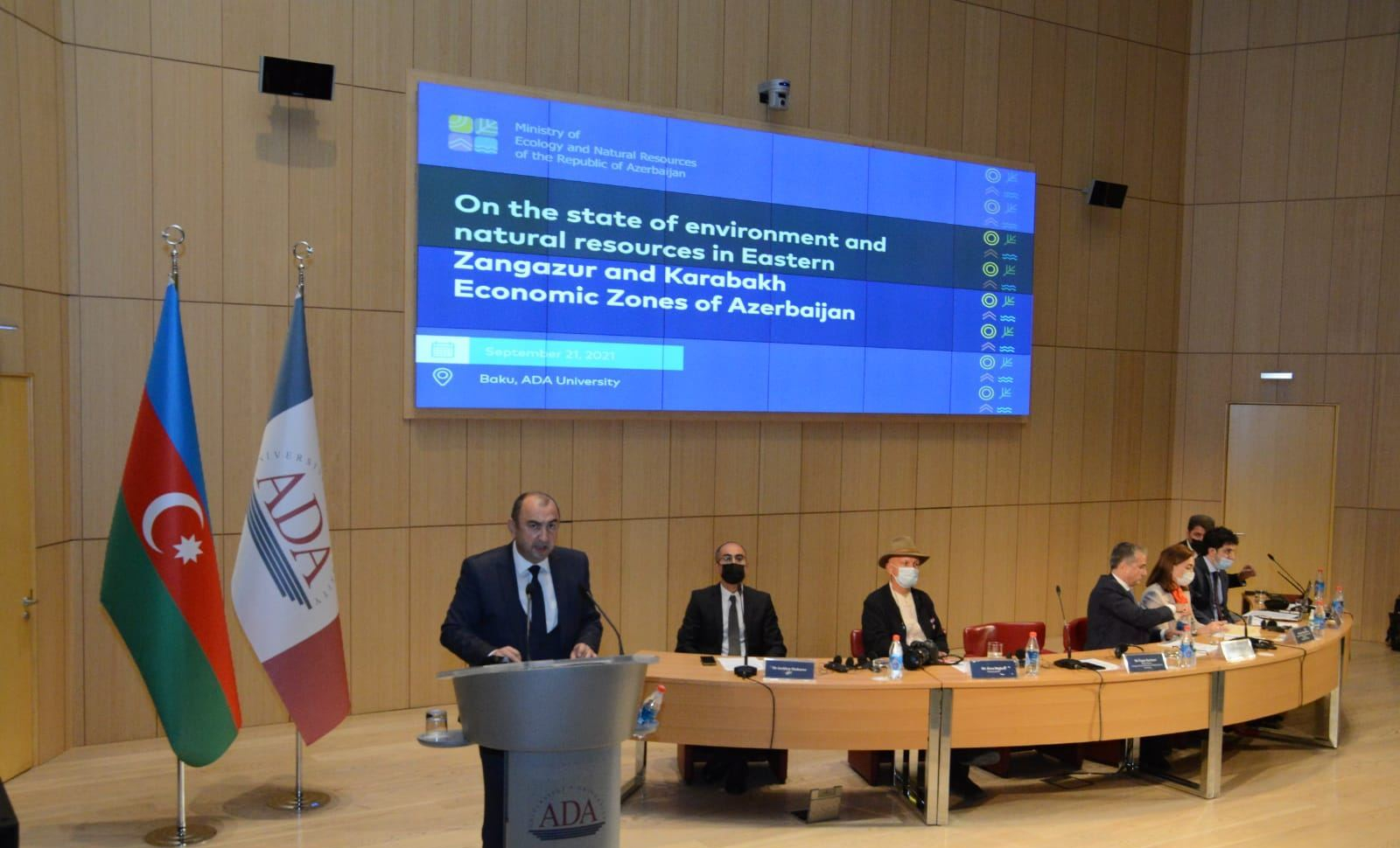 No restoration for Azerbaijani natural monuments destroyed by Armenia, says Deputy Minister